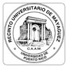 University of Puerto Rico at Mayagez logo